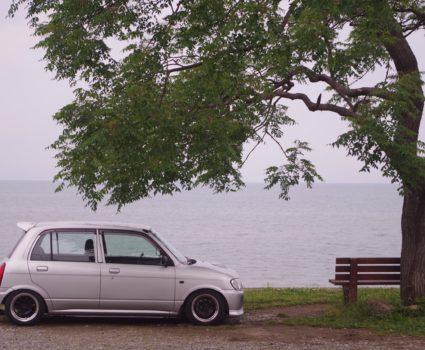 【SNS映え?】琵琶湖を一望できる「あのベンチ」【滋賀】