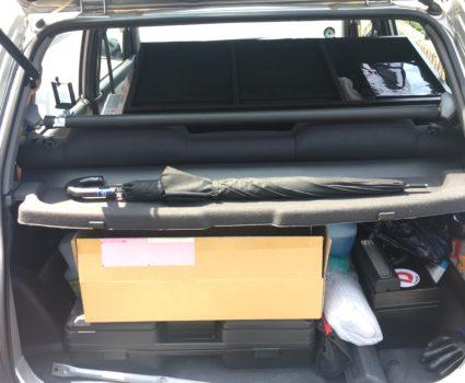 【引越し】L700ミラを使って荷物を運んだ結果【軽自動車】