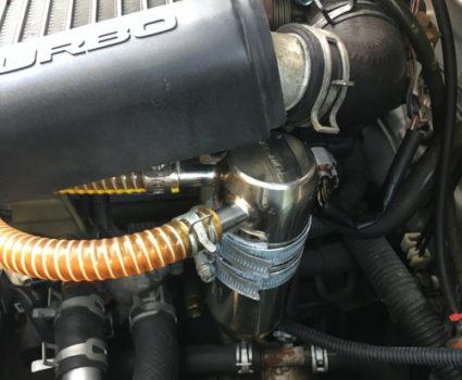 EF-DETエンジンのオイル滲みと対策について
